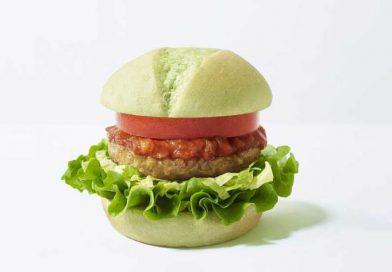 일본 '모스버거', 채식버거 내놓다