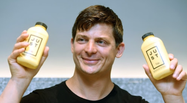 식물성 달걀 '저스트' CEO 인터뷰